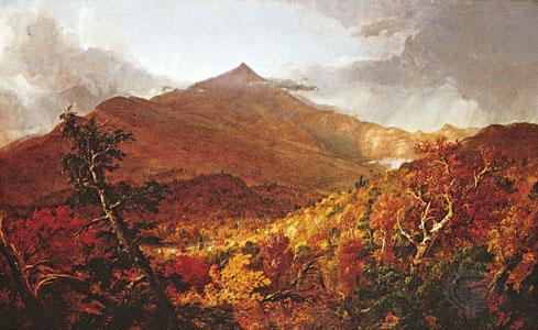 """Shroon Mountain, Adirondacks."" 1838."