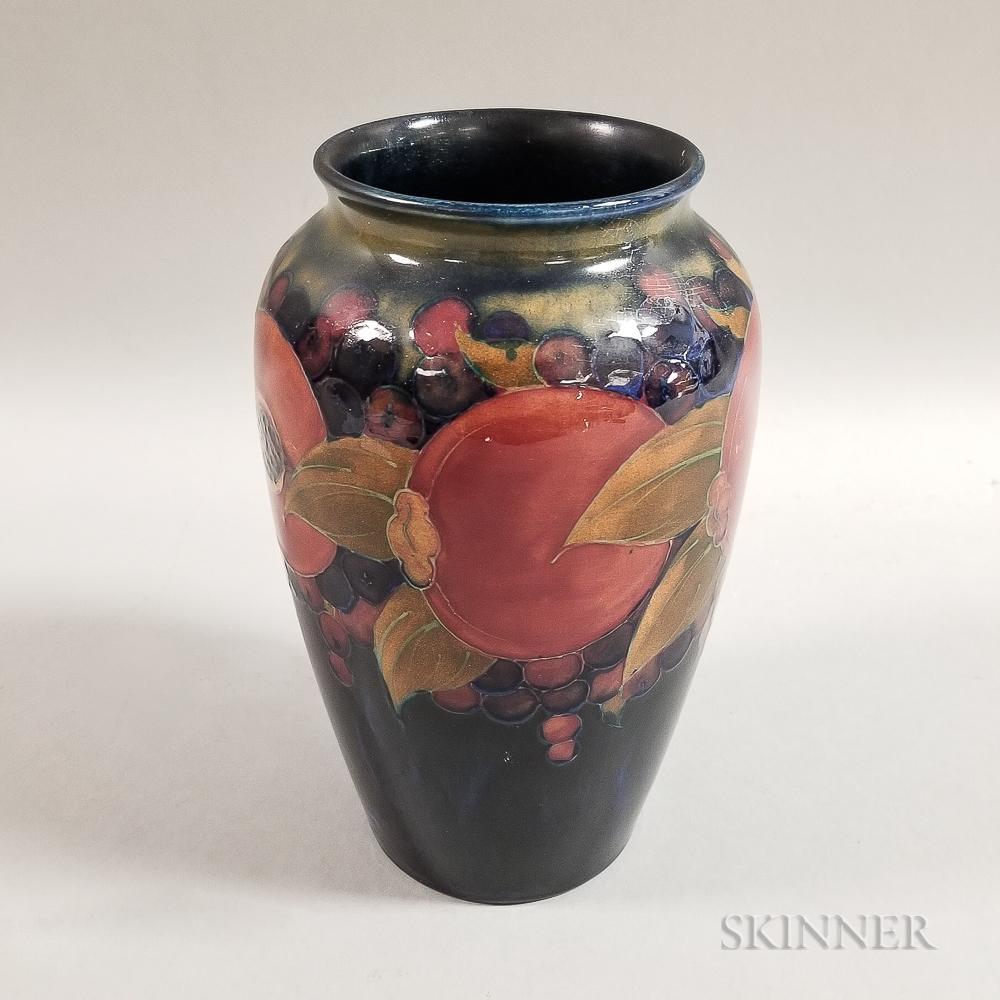 """Pomegranate"" vase. ca. 1935."