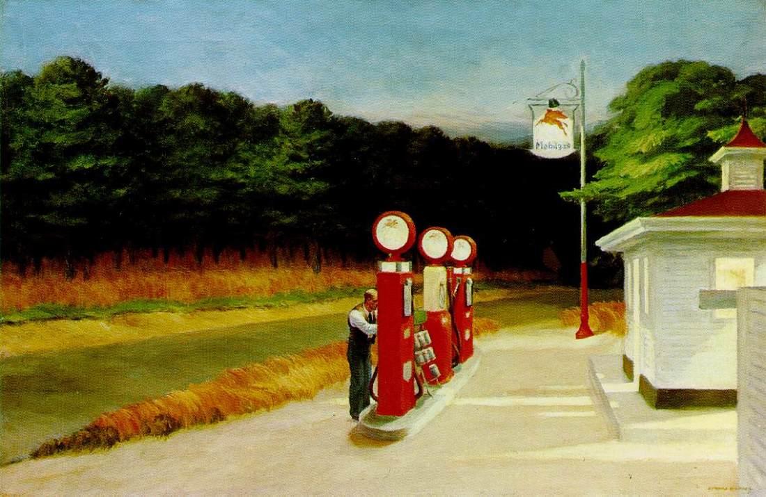 """Gas."" 1940."