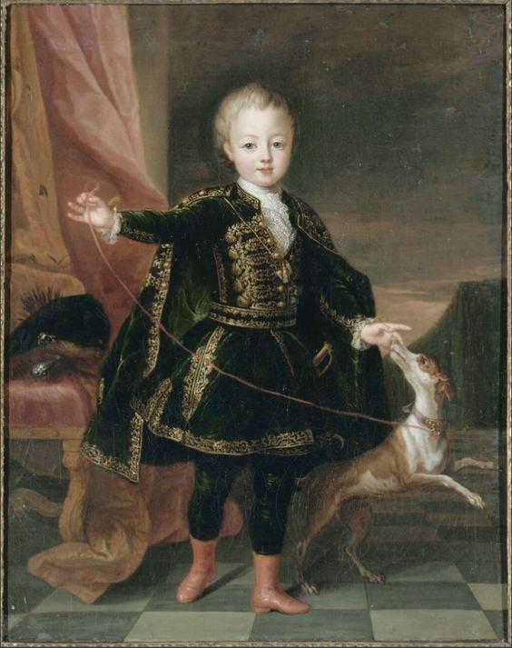 Léopold-Clément de Lorraine. 1710's.