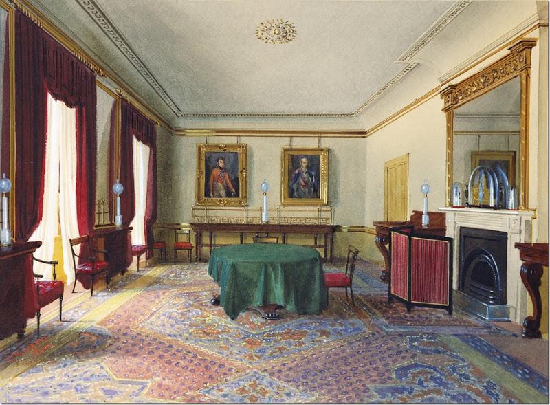 Dining room. 1861.