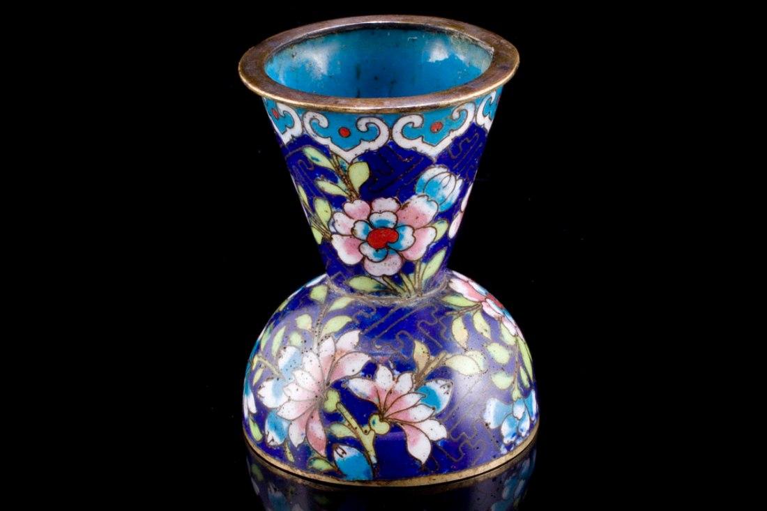 Opium drost container. 19th c.
