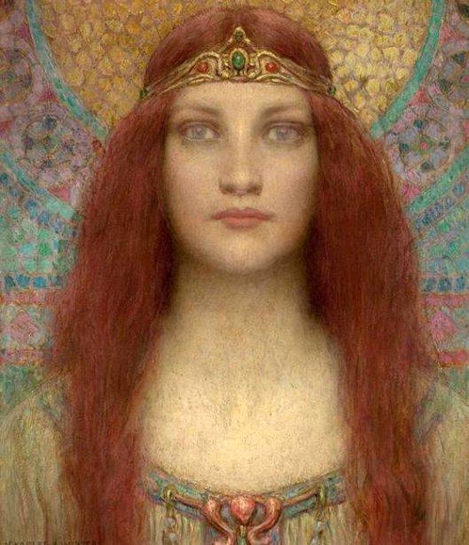 Portrait of a woman. No date.