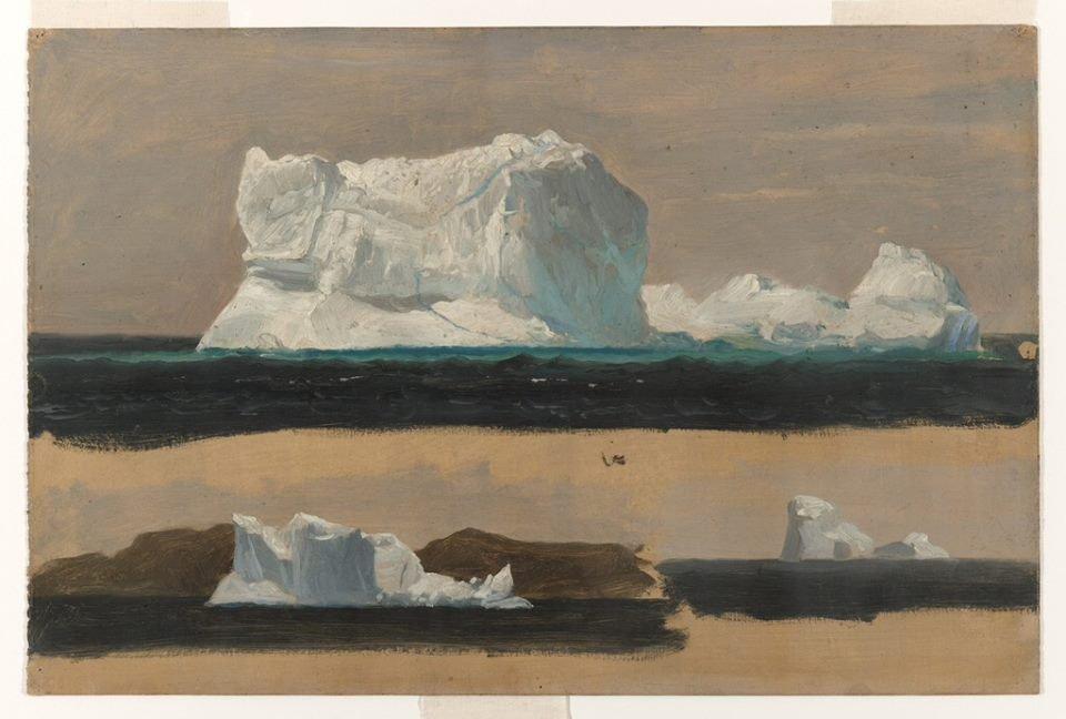 """""""Twilingate, Newfoundland."""" 1859."""