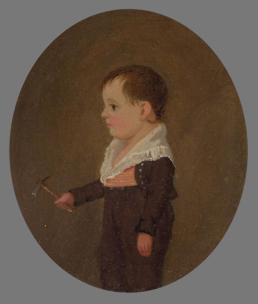 """""""Master Schaum."""" 1808-1810."""