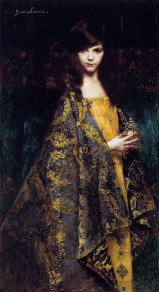 """Angelica."" 1891."
