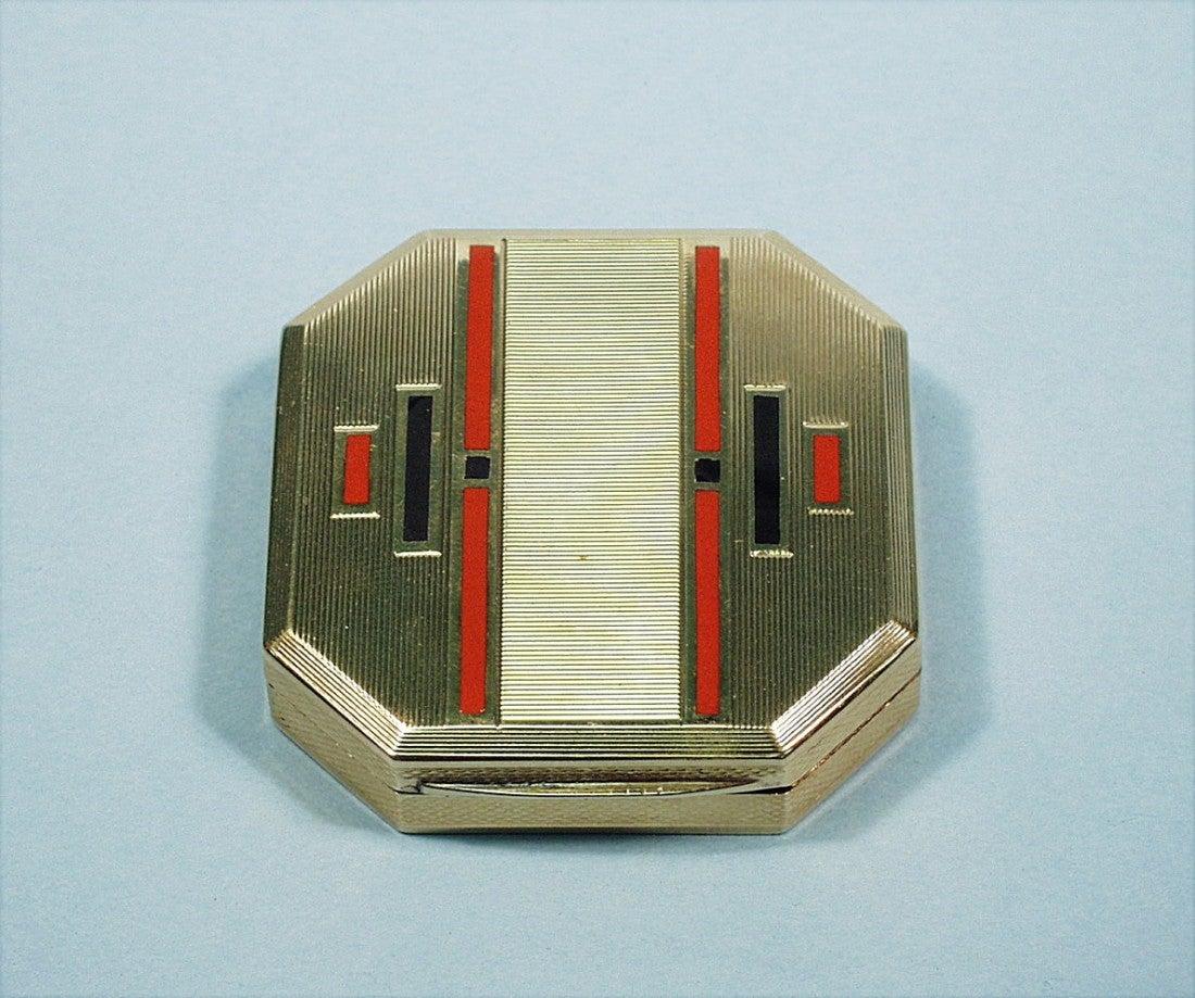 Pill box. ca. 1935.