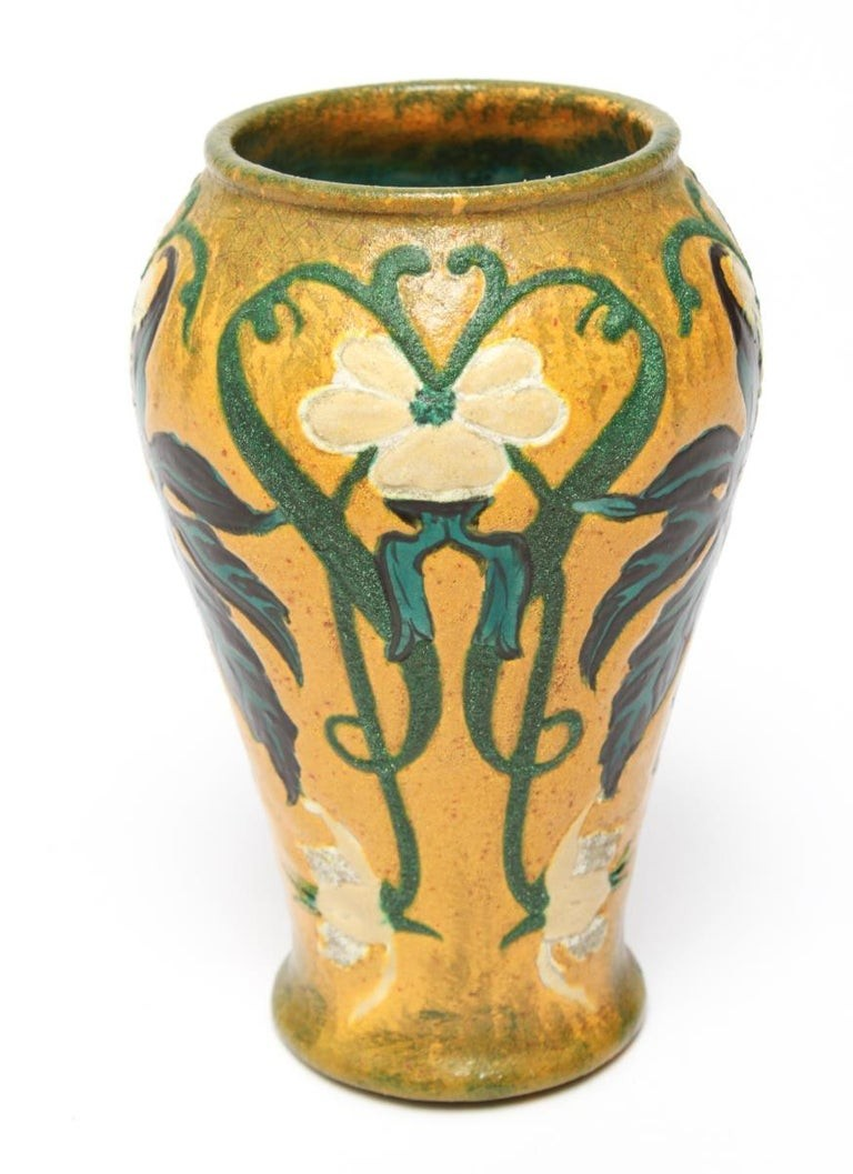 "Vase from the ""Ruysdael"" line. ca. 1900."
