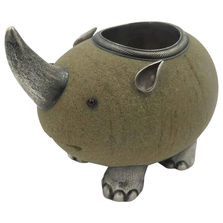 Rhinoceros. ca. 1890.