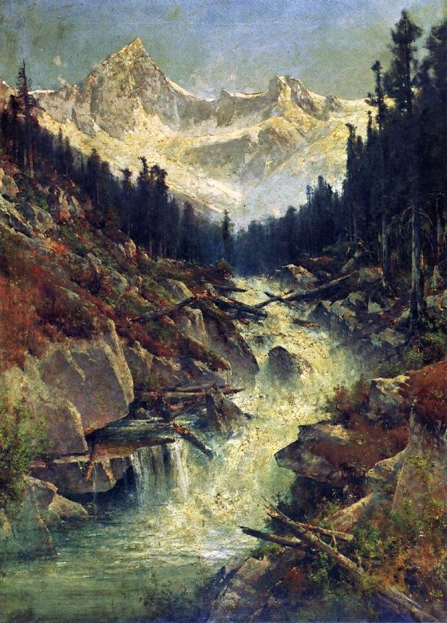 """Sir Donald Peak and Selkirk Glacier, Canada."" 1890."
