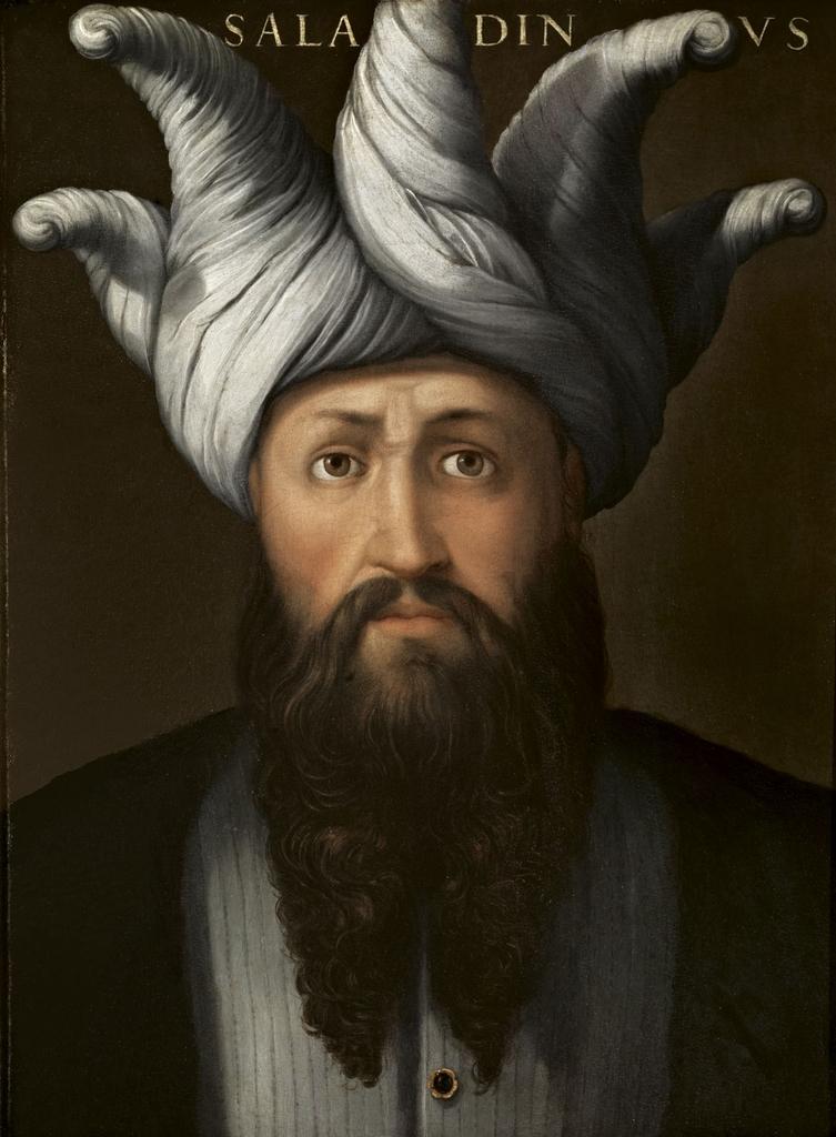 """Saladin."" Before 1568."
