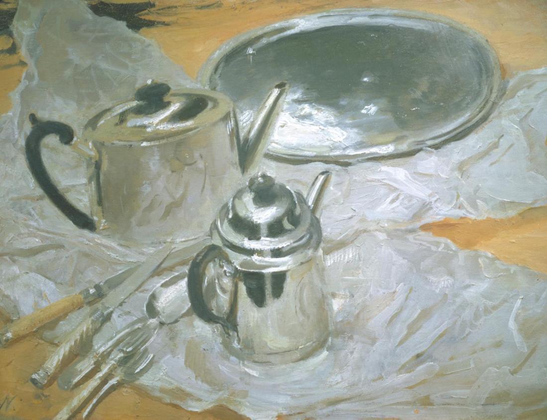 """""""Silver."""" 1938."""
