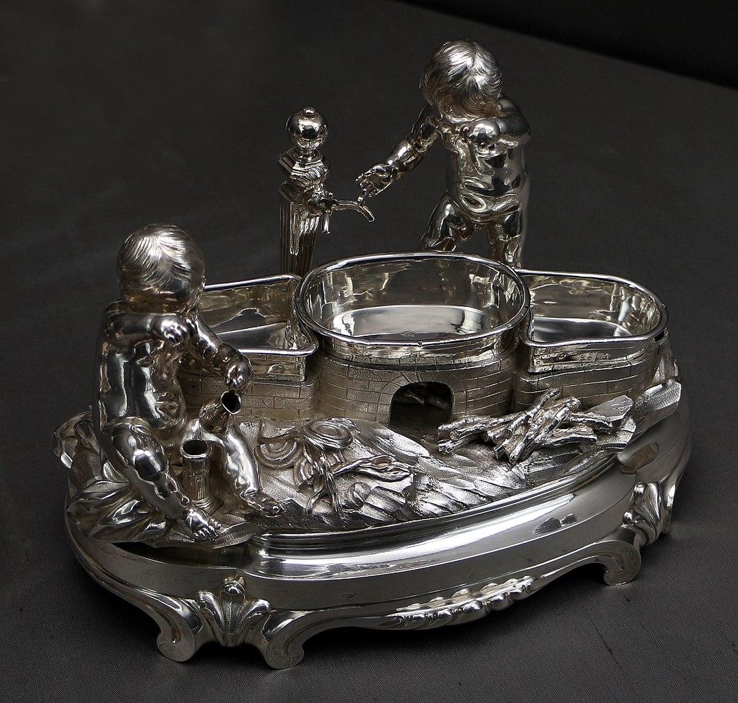 Gravy boat. 1762.