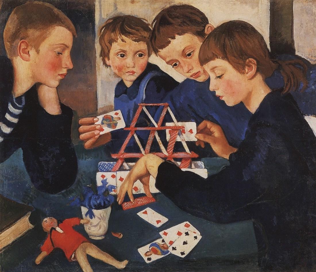 """""""Card house."""""""