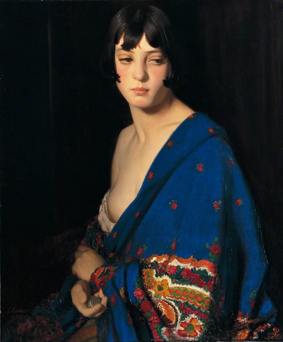 Ginnett, Louis, 1875-1946; Jacinta
