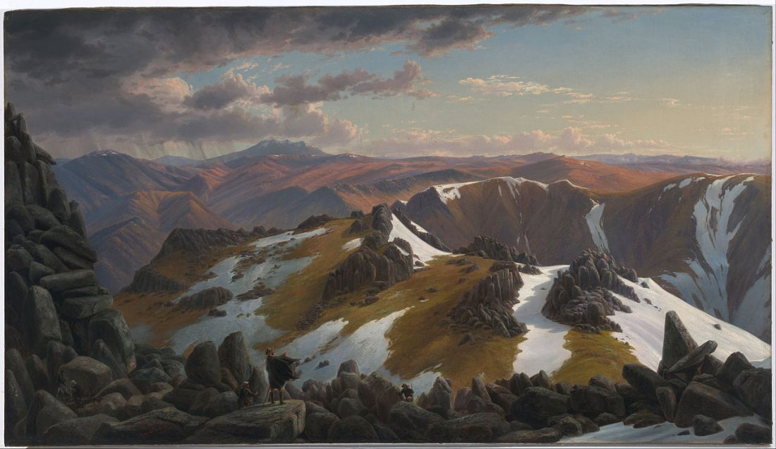 1280px-Eugene_VON_GUÉRard_-_North-east_view_from_the_northern_top_of_Mount_Kosciusko_-_Google_Art_Project