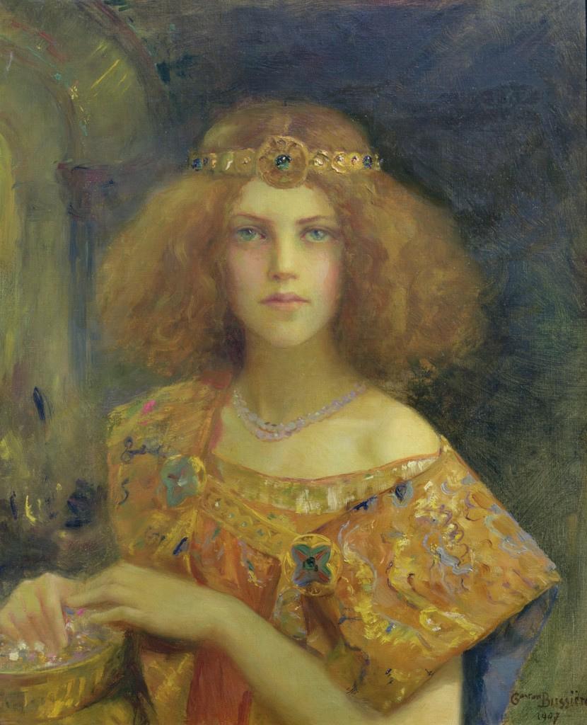 Bussiere,Gaston_-_Salammbo,_1907