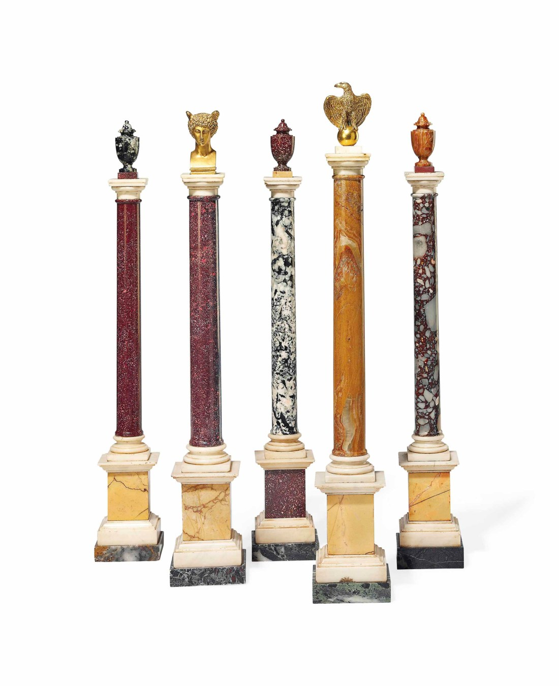 2013_CKS_01141_0103_000(a_set_of_five_ormolu-mounted_marble_and_hardstone_columns_after_the_an)