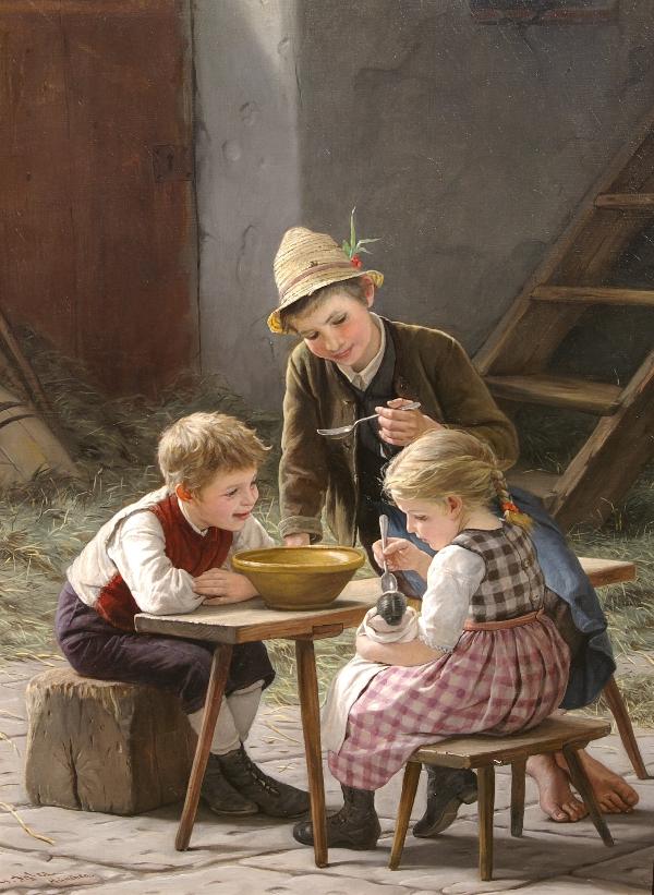 Gustav_Igler_-_Kinder