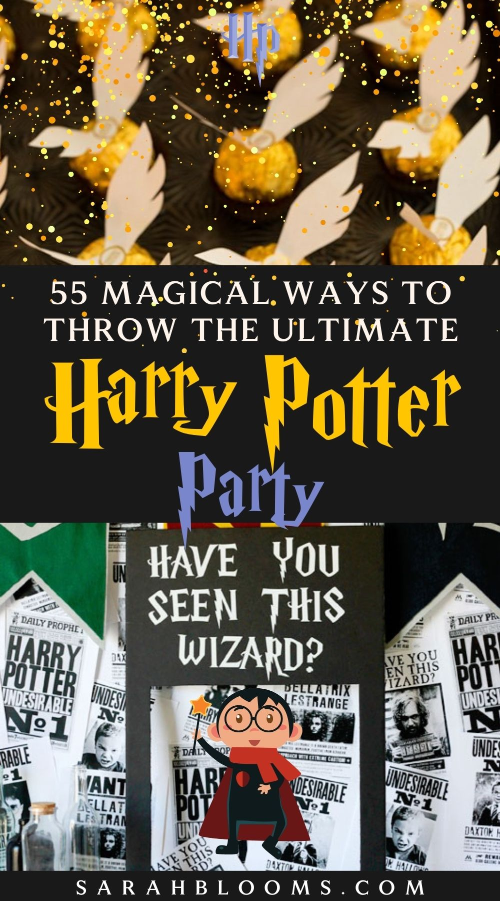 55 best ever harry potter party ideas