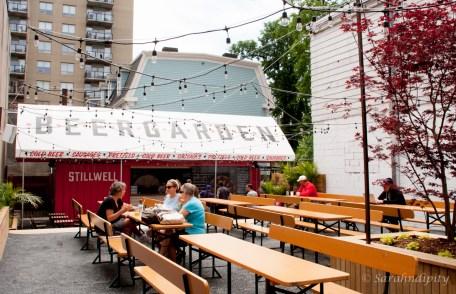Beer Garden on Spring Garden RdWM