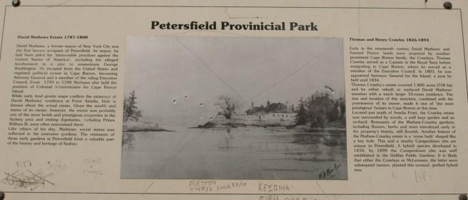 Peter'sfield Provincial Park