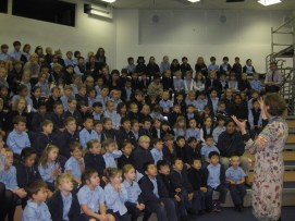 With Yr 1 & 2