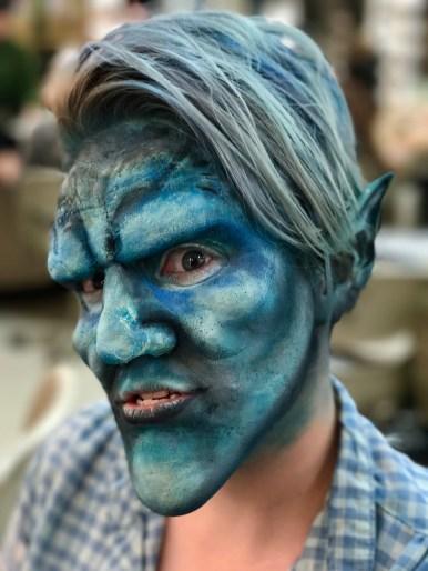 Evil Blue Fairy