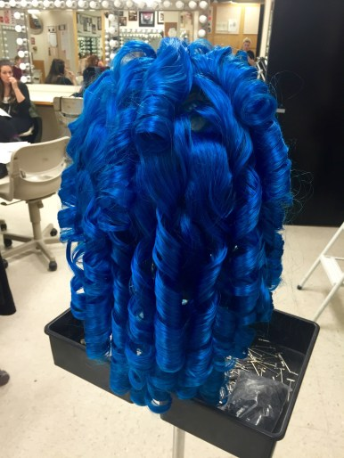 Wig Curling
