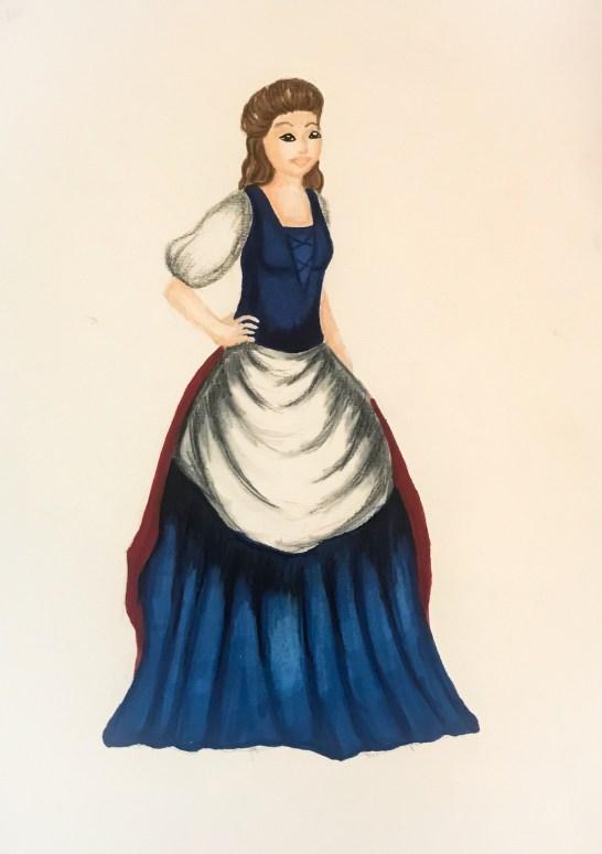 French Revolution Fashion Design