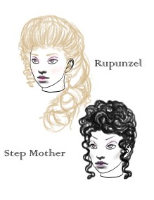 Rupunzel and Cinderella draft