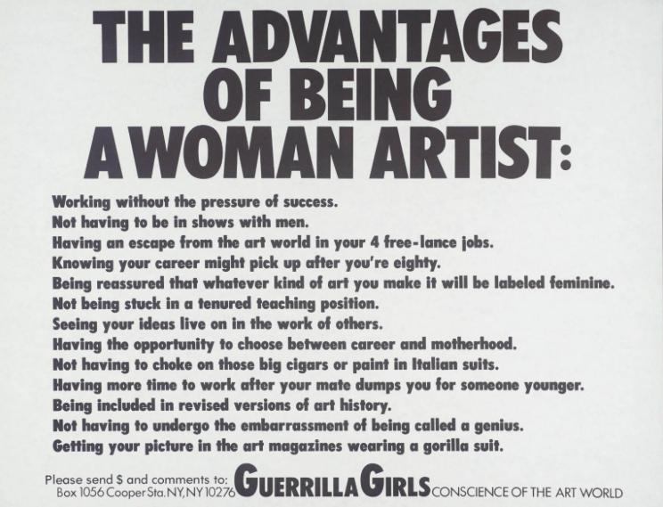 Guerilla Girls