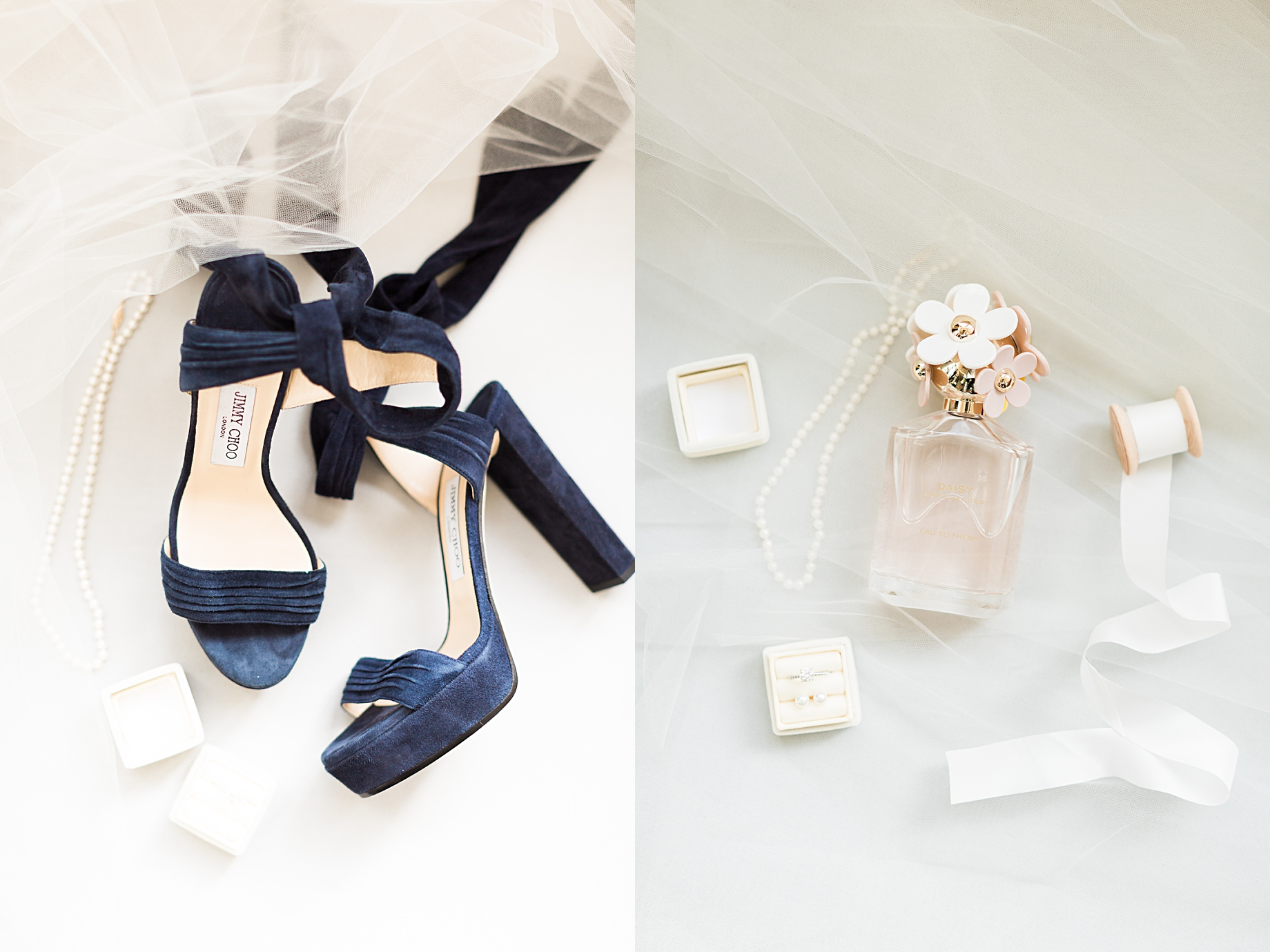 Jimmy Choo Wedding Shoes | Philadelphia Winter Wedding