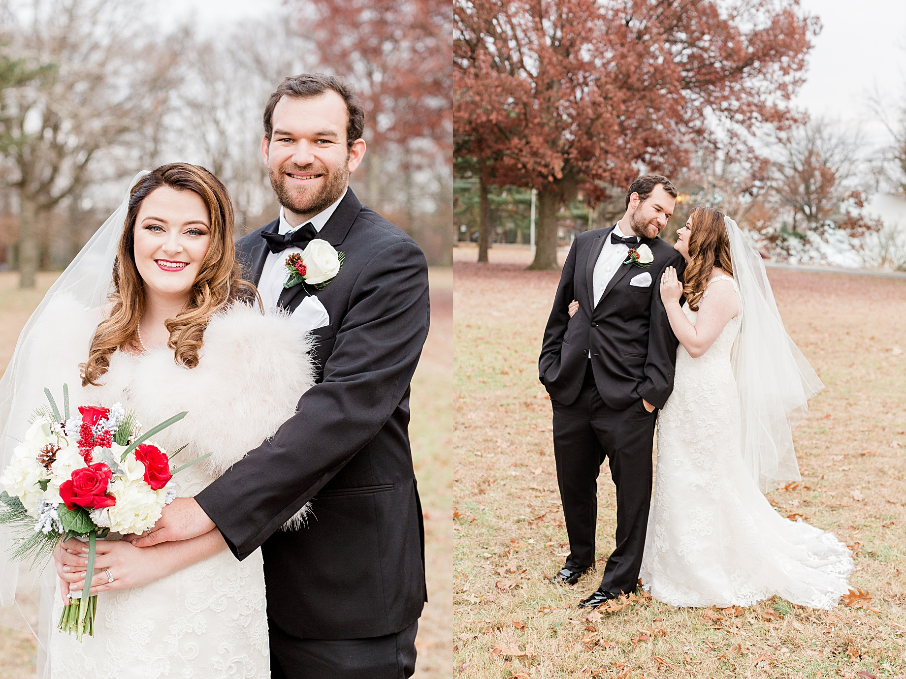 Bridal hair by Arial Katrina | Philadelphia Winter Wedding
