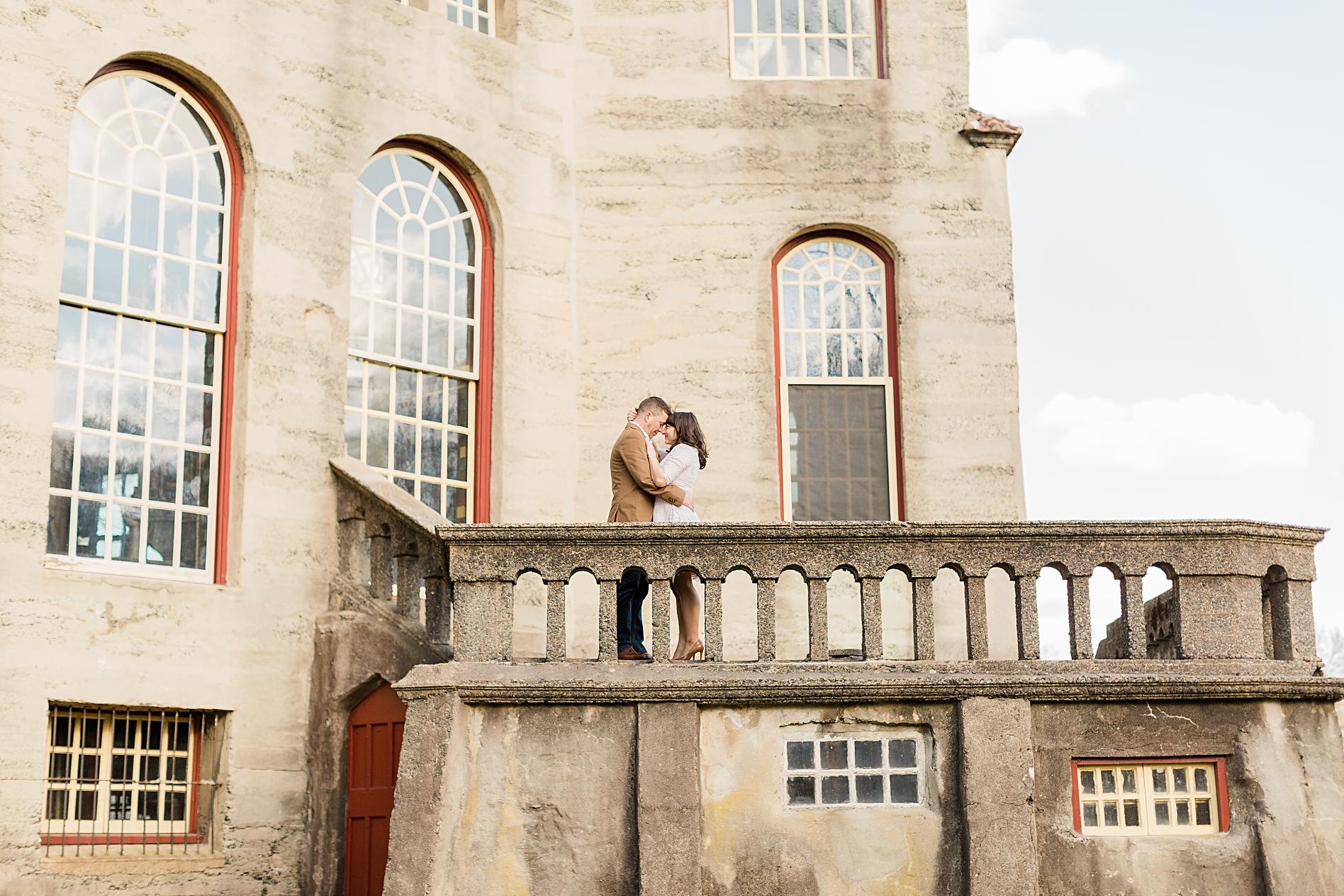 Fonthill Castle Engagement Session