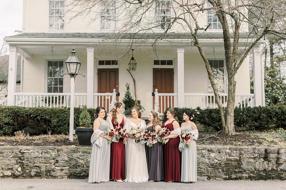 Winter Wedding at Riverdale Manor_0034