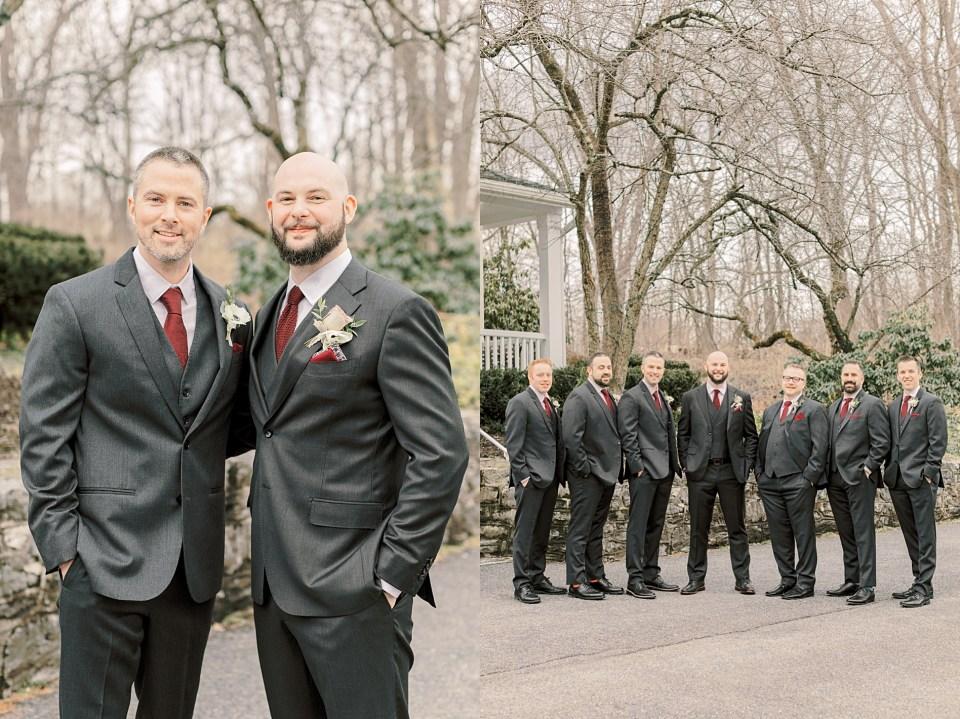 Winter Wedding at Riverdale Manor_0044