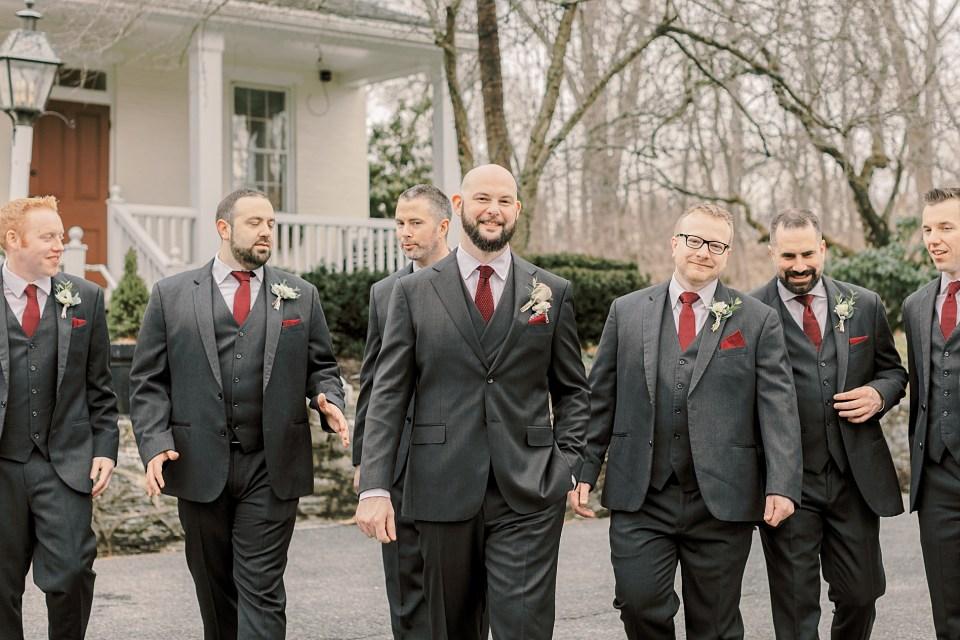 Winter Wedding at Riverdale Manor_0047