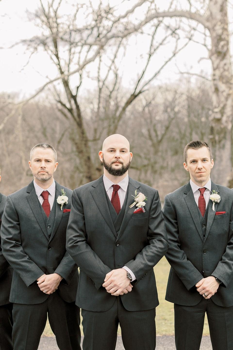Winter Wedding at Riverdale Manor_0049