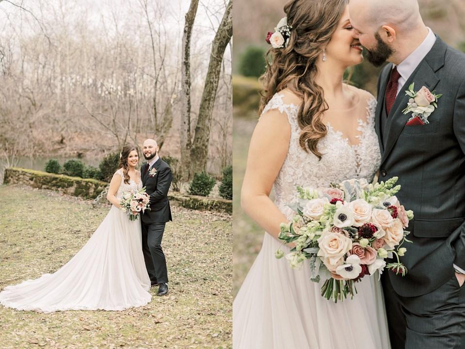 Winter Wedding at Riverdale Manor_0064
