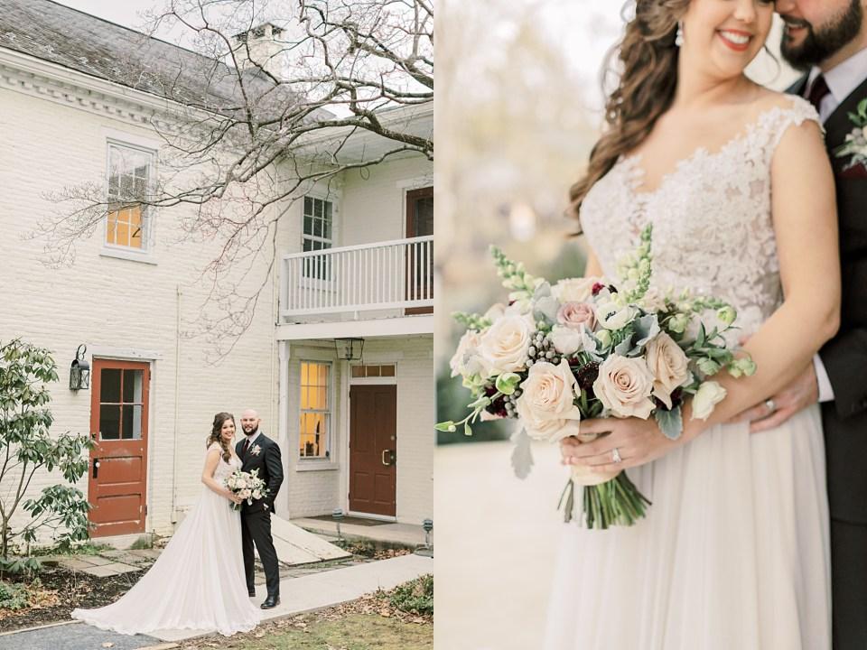 Winter Wedding at Riverdale Manor_0071