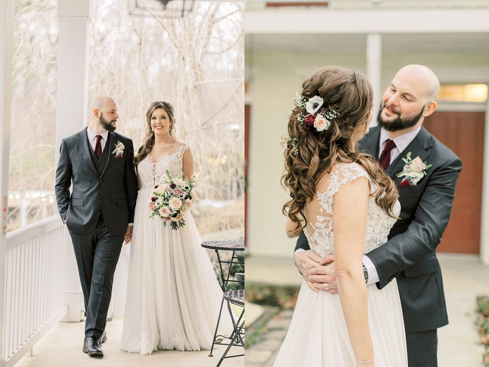 Winter Wedding at Riverdale Manor_0076