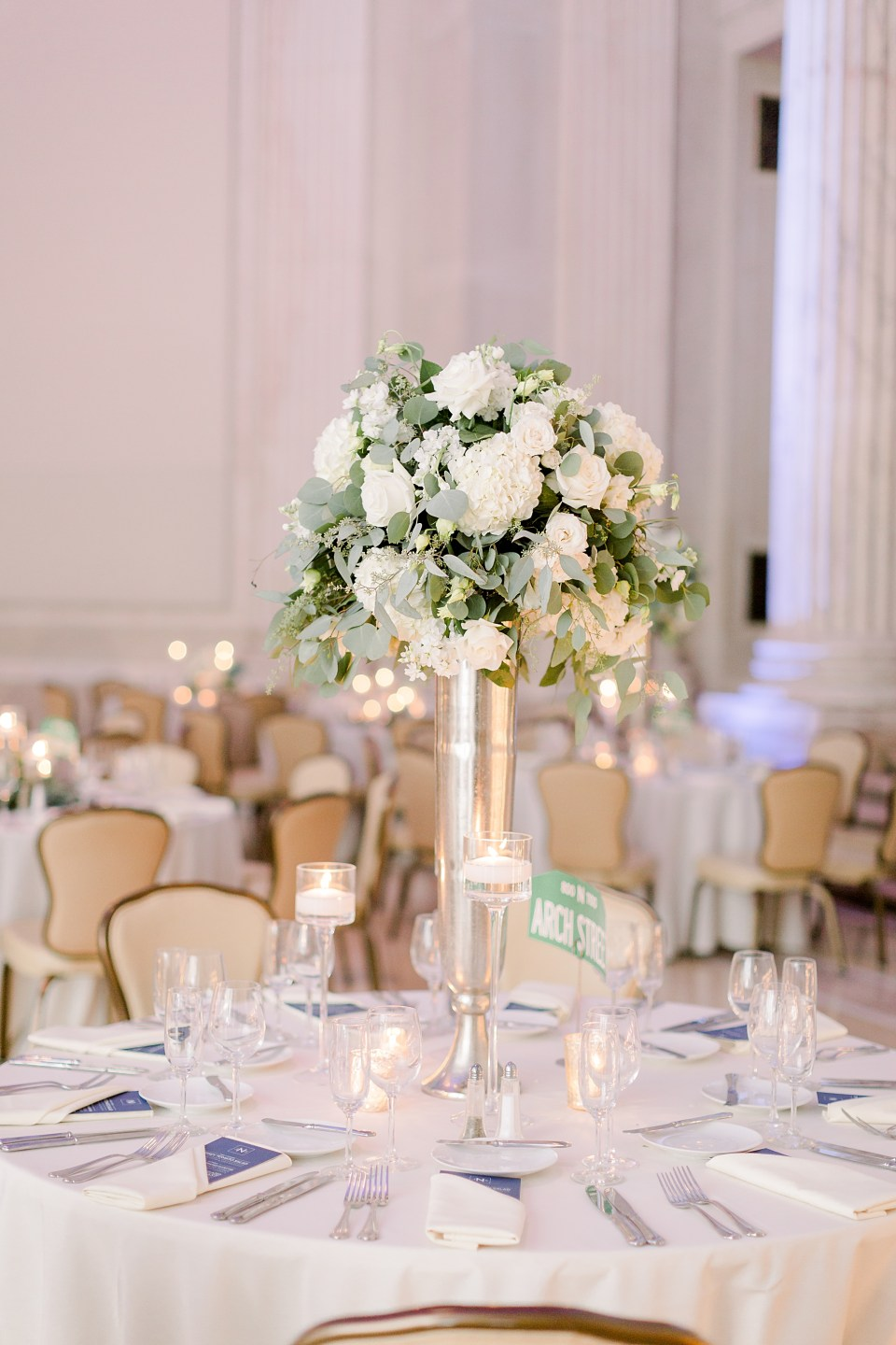 centerpieces by robertson's
