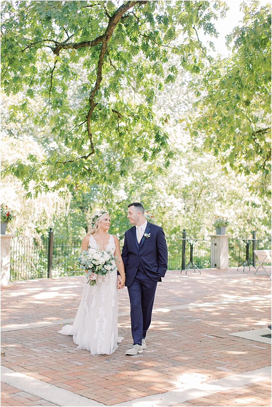 bride and groom portraits | Hotel Du Village Wedding