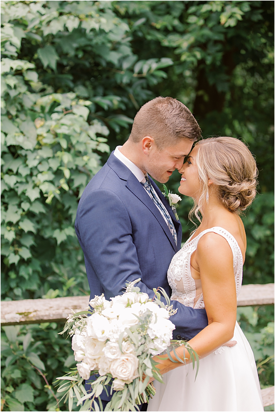 John James Audubon Center Wedding photos