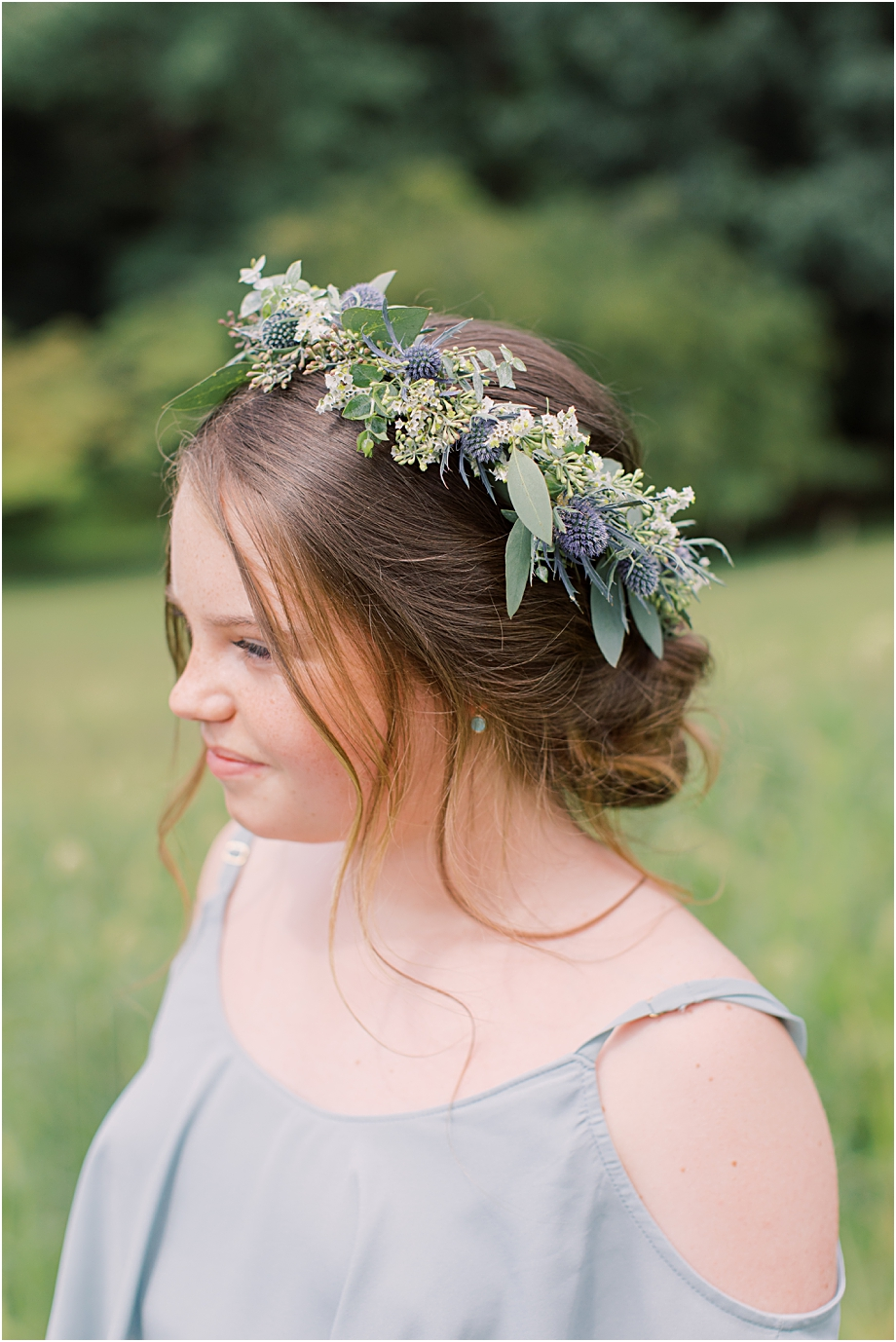 DFW Event Design Flower Crown
