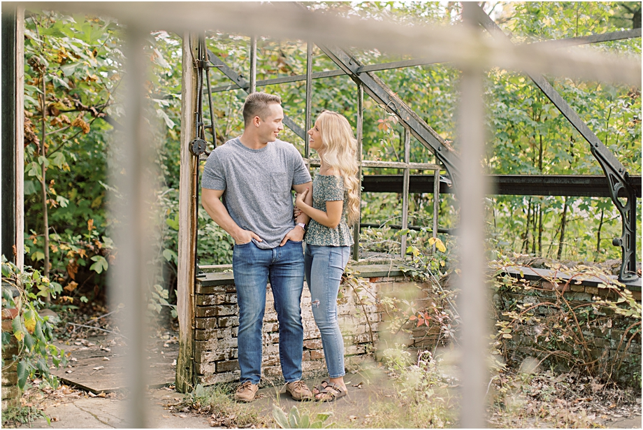 Philander Chase Knox Engagement Session | Sarah Canning Photography
