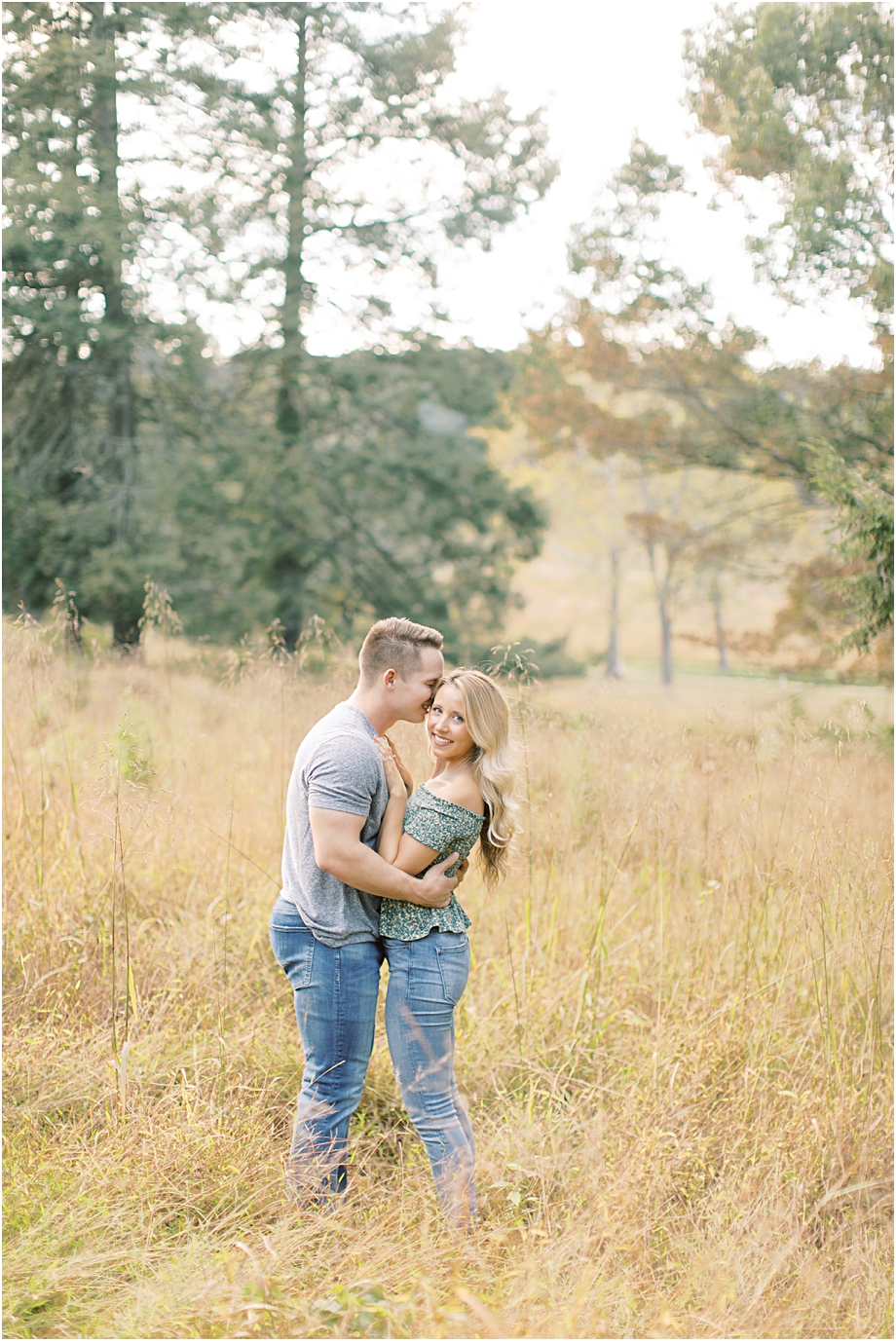 Valley Forge Engagement Session | Sarah Canning Photography