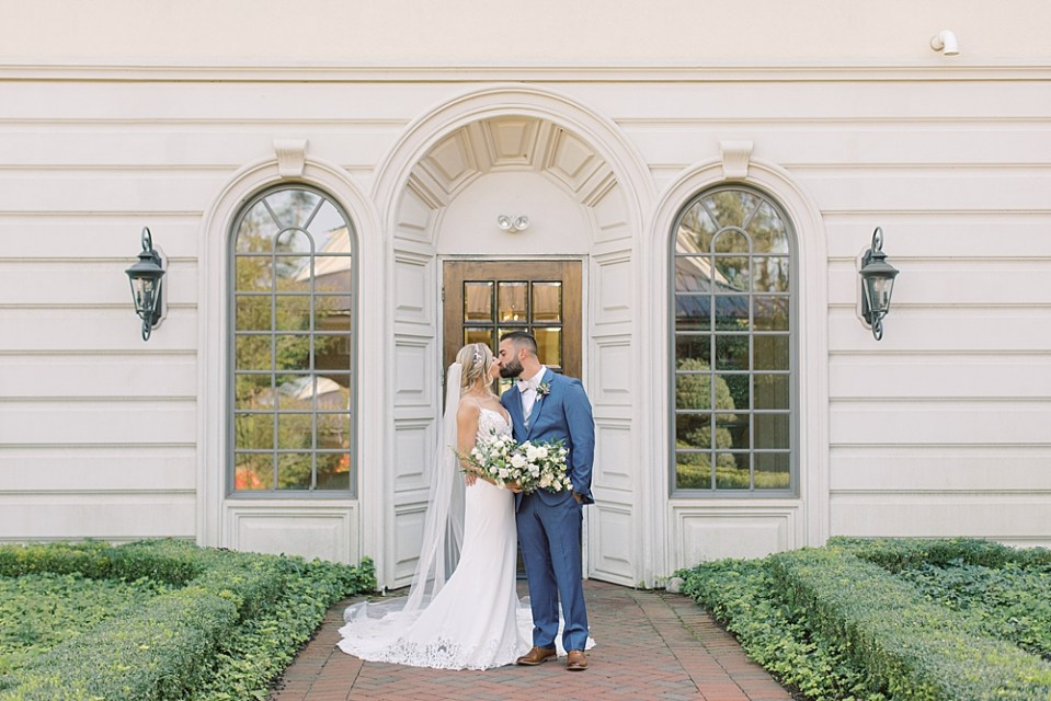 Ashford Estate Wedding Portraits | New Jersey Wedding Photographer Sarah Canning