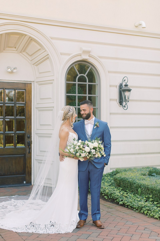 Bride and groom portraits   ashford estate wedding photography   sarah canning photography